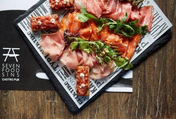 7 Food Sins: Μια... Gastro Pub που κάνει την διαφορά στην Πλάκα!