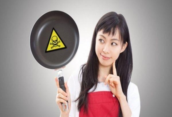 Προσοχή στα τηγάνια που αγοράζετε: Κίνδυνος αν έχουν αυτή την ένδειξη