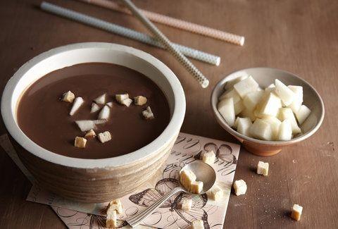 Φτιάξτε σούπα σοκολάτας σε 10' και θα πάθετε πλάκα! Δείτε την πανεύκολη συνταγή