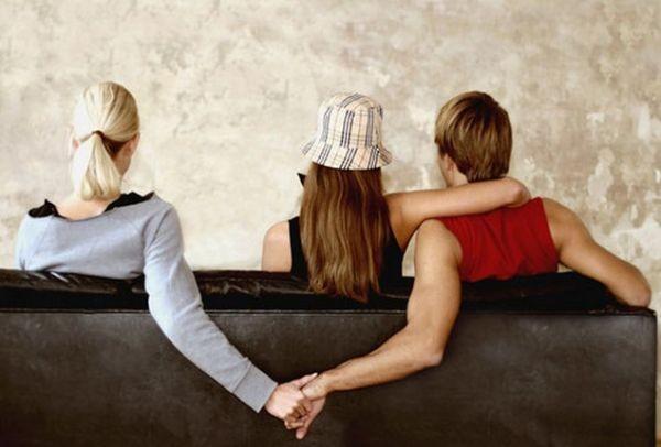πραγματικότητα τρίο σεξ ιστορίες