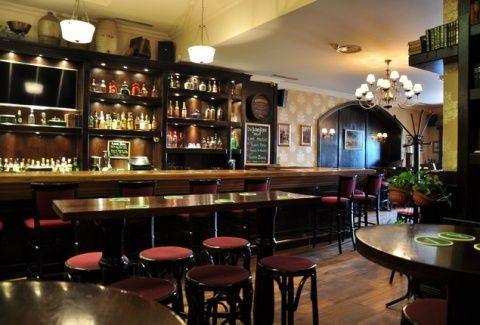 James Joyce: Μια αυθεντική pub με