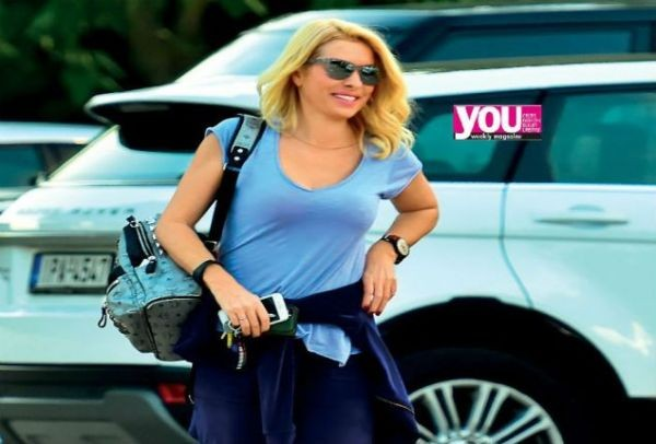 dc8d02183bd Χάσε 5 κιλά σε 2 εβδομάδες»: Η δίαιτα της Ελένης Μενεγάκη από τον ...
