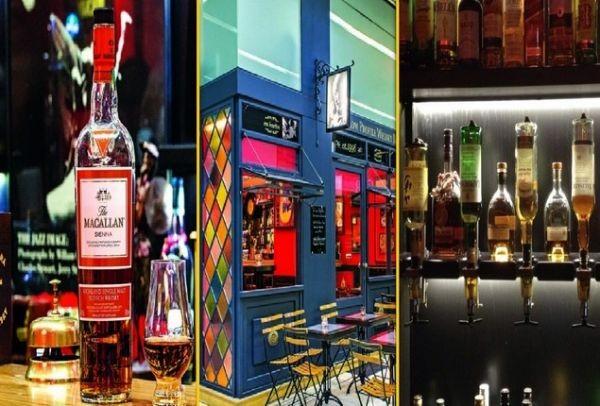 Σε μια στοά του κέντρου θα ανακαλύψεις το πιο αυθεντικό whiskey bar της Αθήνας!