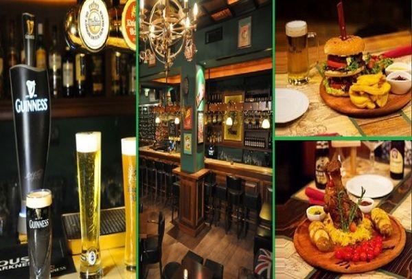 Μια αυθεντική pub για όλα τα γούστα: Βlues ακούσματα, μπύρες για όλα τα γούστα και φυσικά καλό φαγητό!