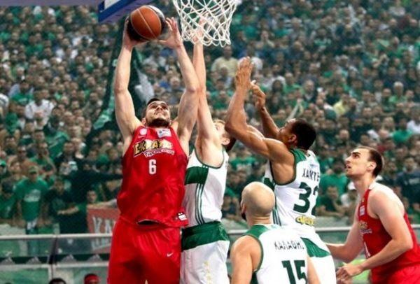 Οριστικό: Την Δευτέρα ο τέταρτος τελικός Παναθηναϊκός - Ολυμπιακός!