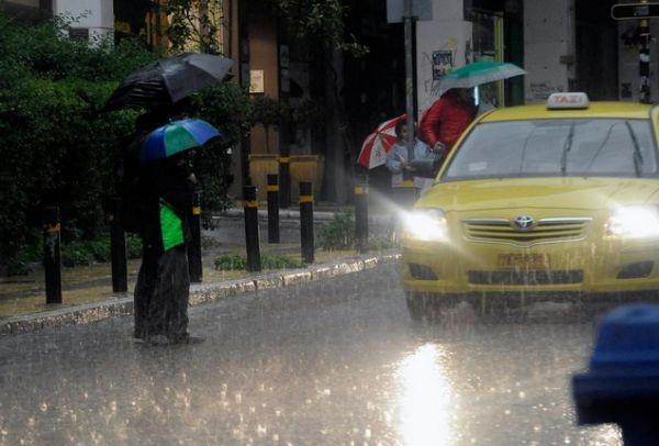 Έκτακτο δελτίο καιρού: Ραγδαία επιδείνωση σύμφωνα με την ΕΜΥ - Έρχονται χαλάζι και καταιγίδες