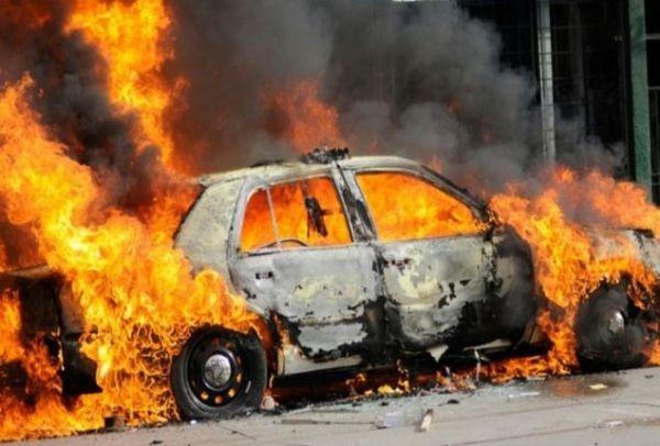 Φρίκη στην Αττική Οδό: Κάηκε ζωντανός ο οδηγός!