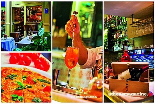 Θα στεκόταν εύκολα  δίπλα στα πιο στυλάτα café της Via Montenapoleone ή στη Brera του Μιλάνου: Ένα υπέροχο ιταλικό στέκι στο Κολωνάκι!