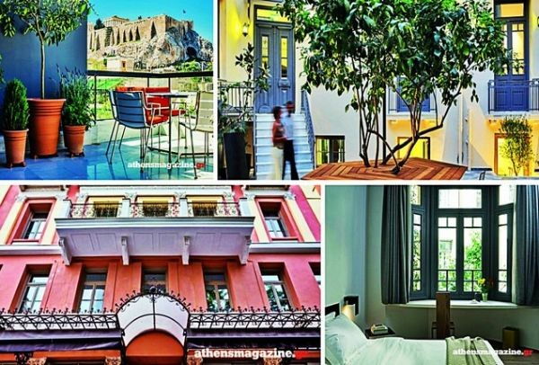 Tα υπέροχα boutique hotels της Αθήνας! Το AthensMagazine.gr σας παρουσιάζει τη νέα τάση στη διαμονή και τα