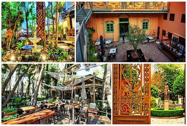 Τώρα που ανοίγει ο καιρός: 5 υπέροχοι κήποι & αυλές για καλοκαιρινούς καφέδες στην Αθήνα!