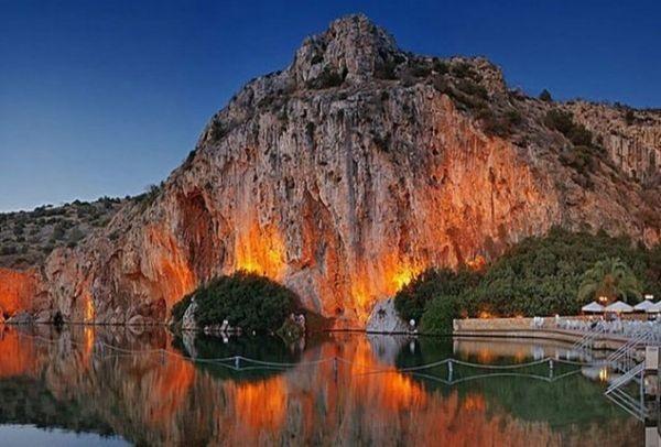 Λίμνη της Βουλιαγμένης: Το παγκόσμιο μνημείο της φύσης και το μυστήριο που δεν έχει ανακαλυφθεί ποτέ! (PHOTOS + VIDEO)