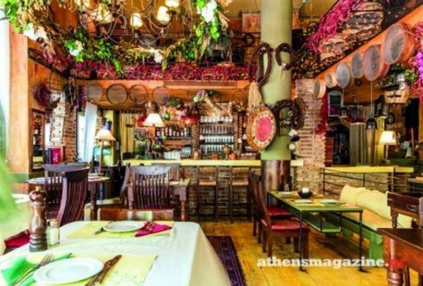 Σαν... σπίτι της γαλλικής εξοχής: Το πιο... οικείο στέκι για φαγητό στο Κολωνάκι!