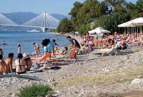 Απίστευτο: Δεν φαντάζεστε τι εμφανίστηκε σε παραλία της Πάτρας!