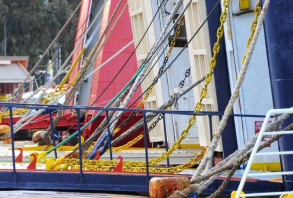 Προσοχή: Δεμένα τα πλοία για 48 ώρες!