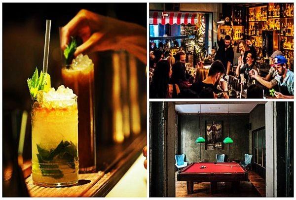 Δυο bar της Αθήνας στα 50 καλύτερα του πλανήτη: Στην 9η θέση το Clumsies, στο νούμερο 40 το Baba Au Rum!