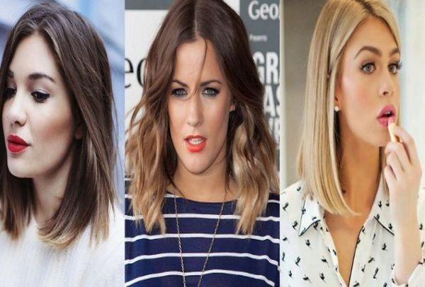 Μαλλιά μέχρι τον ώμο  23 προτάσεις χτενισμάτων και styling! (photos ... 6eff26173a8