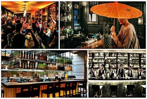 Τα καλύτερα bar της Ασίας δίνουν ραντεβού στο κέντρο της Αθήνας!