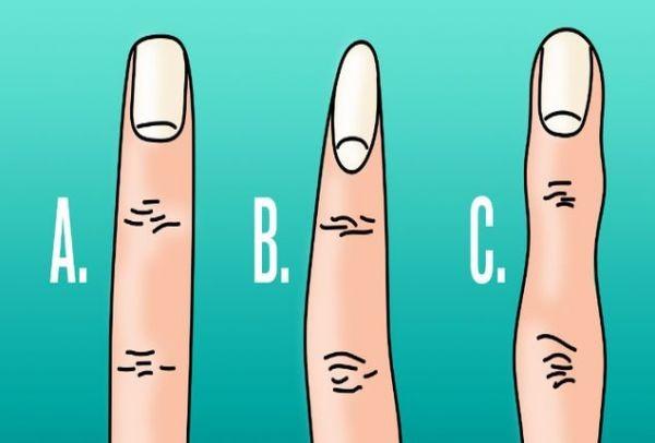 Διαβάστε τα χέρια σας: το σχήμα των δαχτύλων μπορεί να φανερώσει πολλά για ένα άτομο!