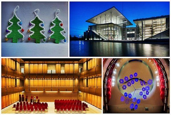 Ημέρες Γιορτής στο Κέντρο Πολιτισμού Ίδρυμα Σταύρος Νιάρχος! Όλες οι δωρεάν Χριστουγεννιάτικες εκδηλώσεις στο στολίδι της Αθήνας!