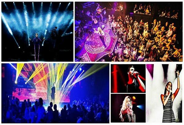 Μεγάλα σχήματα, live parties, one man show(s) και... γιορτινά μπουζούκια: Xριστούγεννα στις πίστες της Αθήνας!