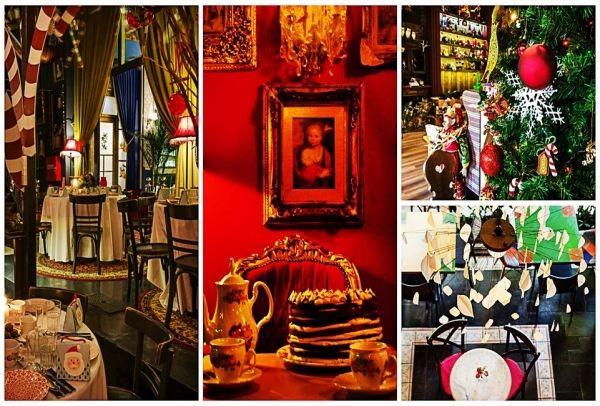 Και τα 7 είναι υπέροχα: Το AthensMagazine.gr σας παρουσιάζει μερικά από τα καλύτερα στέκια της Αθήνας για αυτά τα Χριστούγεννα!