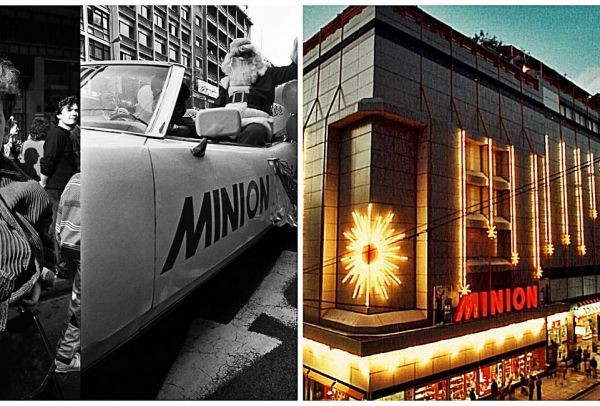 Μινιόν: Το «μεγαλύτερο μεγάλο κατάστημα» της Ελλάδας! (Photos)