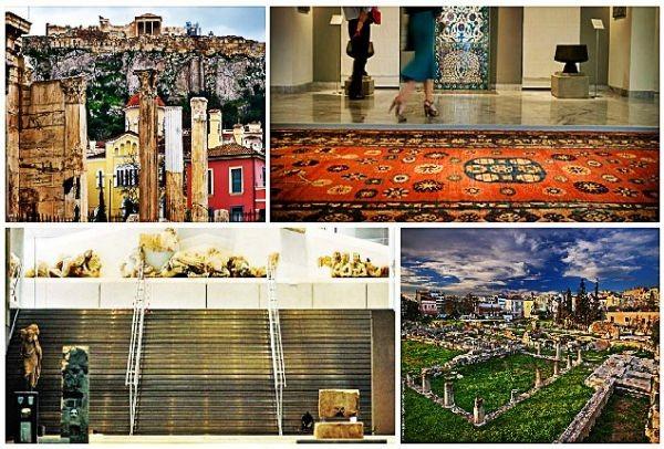 Τα ομορφότερα δωρεάν πράγματα που μπορείτε να κάνετε στην Αθήνα το πρώτο τρίμηνο του 2017