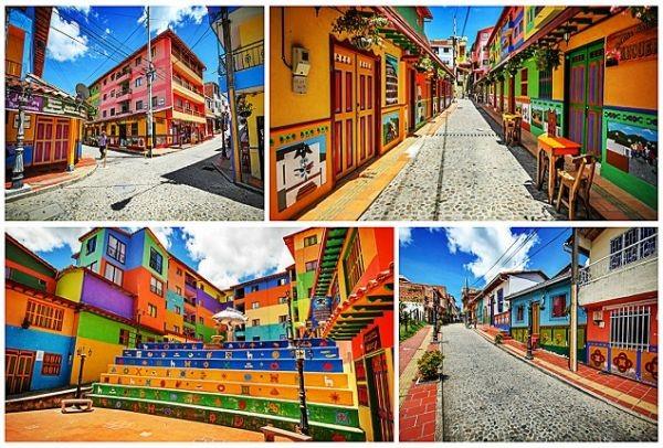 Guatapé: Μια πόλη γεμάτη χρώματα! (photos)