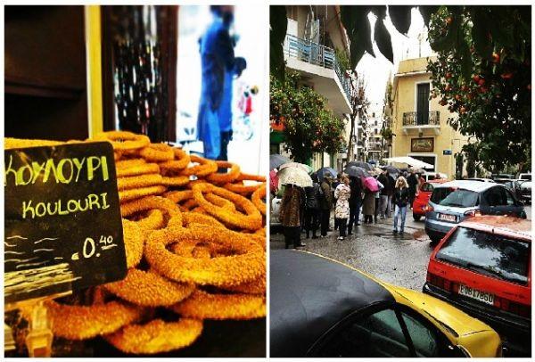 Εκεί όπου κάνουν ουρές για το καλύτερο κουλούρι της Αθήνας: Ένας από τους πιο ιδιαίτερους φούρνους της πόλης!