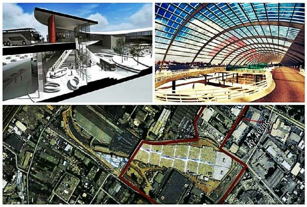To έργο που αλλάζει μια ολόκληρη περιοχή: Έτσι θα μοιάζει ο νέος σταθμός των ΚΤΕΛ στον Ελαιώνα - Πότε θα είναι έτοιμος; (Photos)