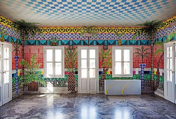 Ένα από τα πιο ωραία cafe της πόλης: Mια... διαφορετική βόλτα στο Μουσείο Ισλαμικής Τέχνης