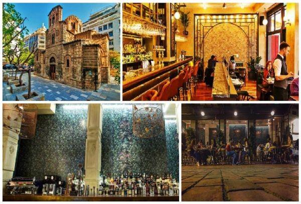 Η γειτονιά για την οποία θα μιλά όλη η Αθήνα: Η νέα πιάτσα της πόλης βρίσκεται στην πλατεία Αγίων Θεοδώρων!