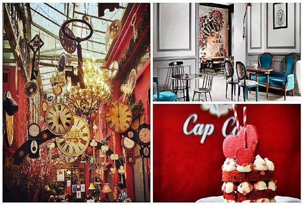 Bar & εστιατόρια για ερωτευμένους: 10+2 ρομαντικά μέρη της Αθήνας για την ιδανική ημέρα του Αγίου Βαλεντίνου!