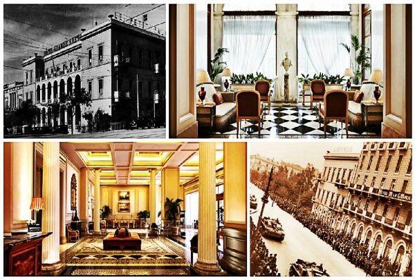 Έγινε σύμβολο της Αθήνας και πλέον αποτελεί ένα από τα καλύτερα της Ευρώπης: Το επιβλητικό ξενοδοχείο που στέκει αγέρωχο από το 1874!