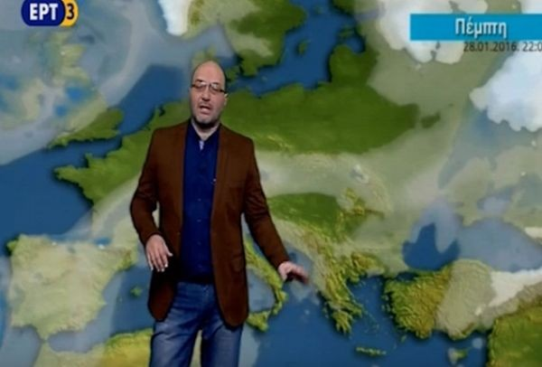 Καλοκαιρία τέλος: Επίθεση χιονιά στη χώρα το Σαββατοκύριακο! Τι λέει ο Σάκης Αρναούτογλου για χιόνια στην Αθήνα! (Video)