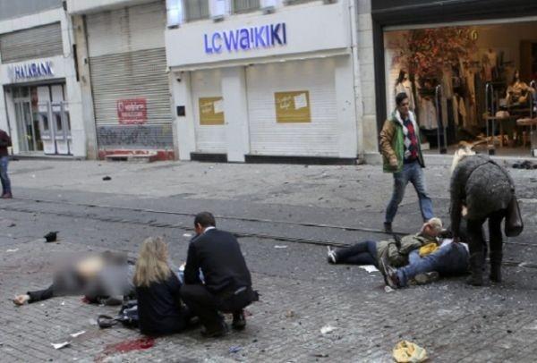 Νέο θανατηφόρο τρομοκρατικό χτύπημα στην Τουρκία!