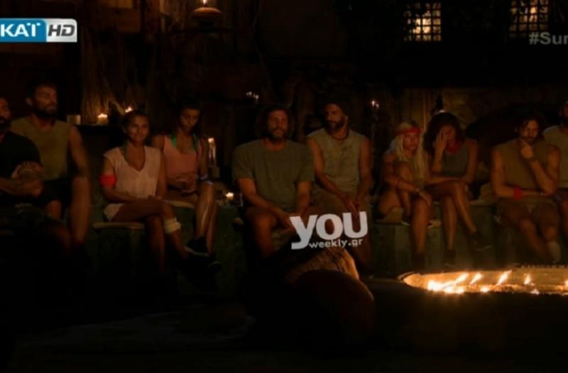 Τι είδαμε στο Survivor: Η κατίνα Σόφι Πασχάλη, οι τσακωμοί με Αγγελόπουλο και η επεισοδιακή αποχώρηση με κλάματα! (video)
