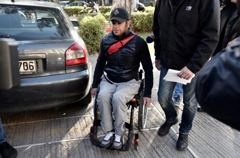 Αυτή είναι η ποινή του 39χρονου παραολυμπιονίκη για το έγκλημα στο Μοσχάτο (photos)