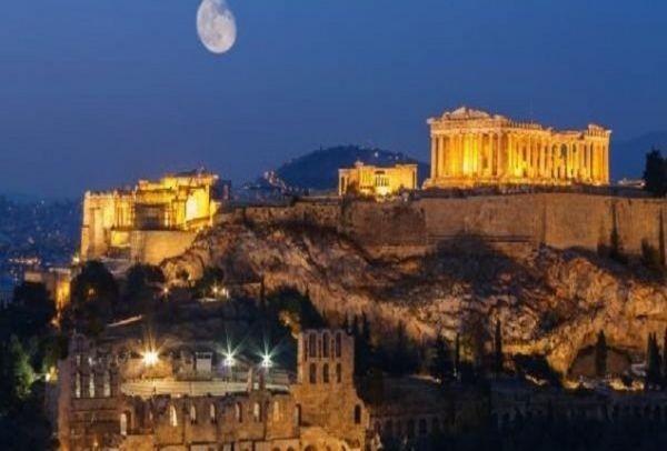 Το υπέροχο βίντεο με το ωραιότερο ξημέρωμα της Αθήνας από την Ακρόπολη! (video)