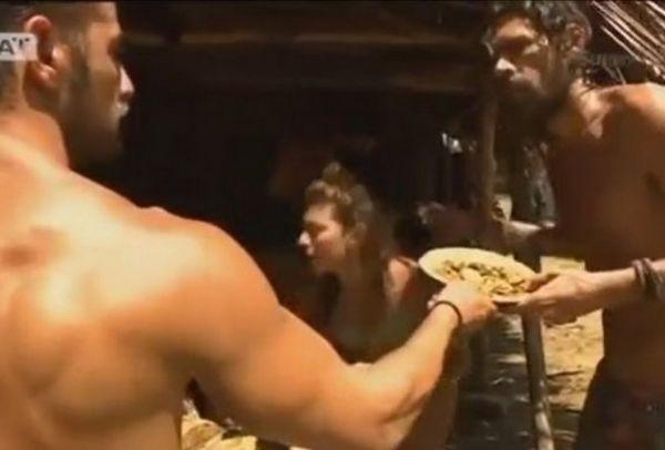 Χαμός στο Survivor: Λίγο έλειψε να πιαστούν στα χέρια Αγγελόπουλος και Σπαλιάρας! Ποιος ο λόγος του άγριου τσακωμού;