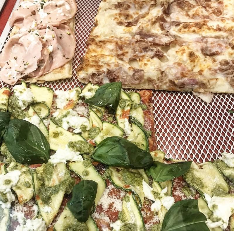 Quadro pizzeterie romane: H gourmet εκδοχή της ιταλικής πίτσας που έγινε λαχταριστό steet food! Τώρα και στην Αθήνα! (Photos)