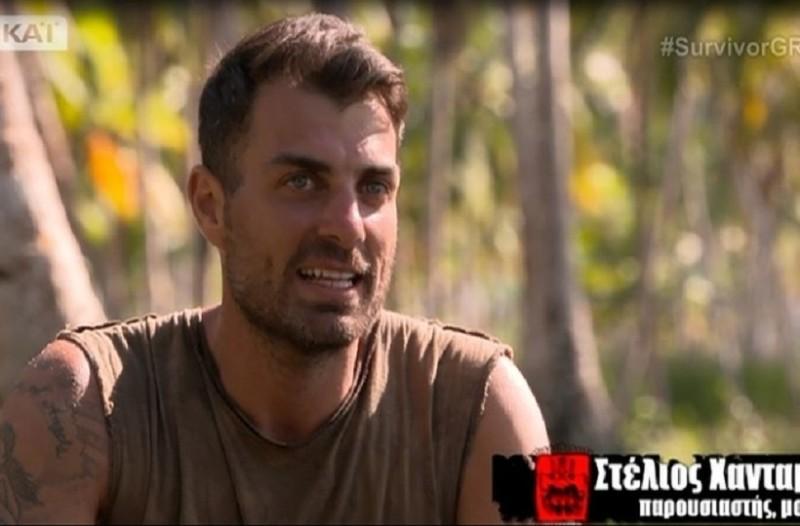 Αποκάλυψη- βόμβα: Ο Στέλιος Χανταμπάκης ξεφτιλίζει την παραγωγή του Survivor με ένα ποστάρισμα - φωτιά! (Photo)