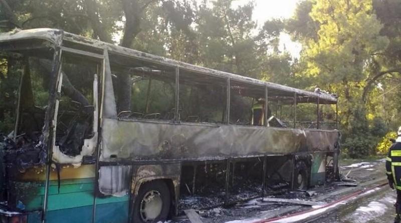 Θρίλερ σε σχολική εκδρομή στην Πάτρα: Που βρίσκονται οι 67 μαθητές του λεωφορείου που τυλίχθηκε στις φλόγες;