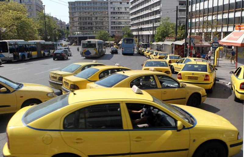 Θρίλερ: Νέο χτύπημα σε οδηγό ταξί στην Αττική!