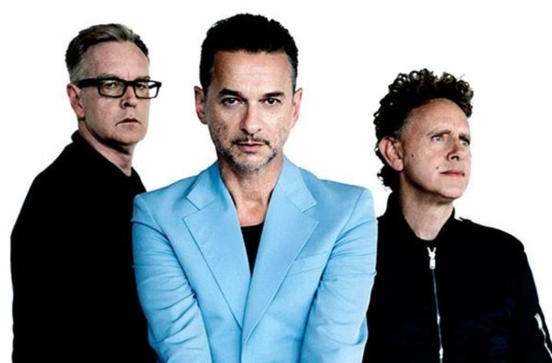 Χαμός! Δείτε τι έγινε στη συναυλία των Depeche Mode στη Μαλακάσα (Photos)