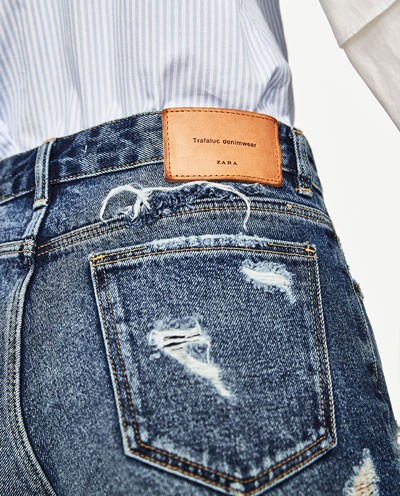 Το νέο πάμφθηνο ψηλόμεσο τζιν σορτσάκι των Zara που θα κάνει όλα τα βλέμματα να στραφούν πάνω σου στις διακοπές σου! (Photos)