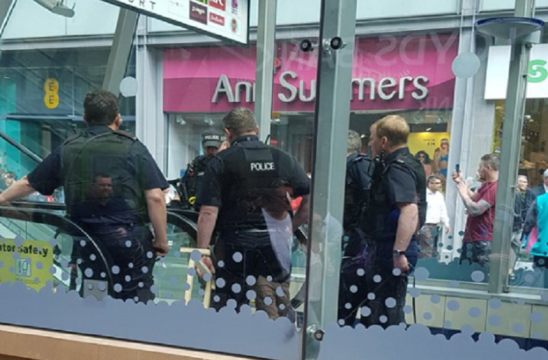 Τρομοκρατία στο Μάντσεστερ: Συναγερμός στο μετρό της πόλης! Συνελήφθη ο ύποπτος
