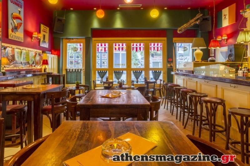 Το all day bar στην καρδιά της Αθήνας, που θα σας ταξιδέψει στο Χόλιγουντ του '68!
