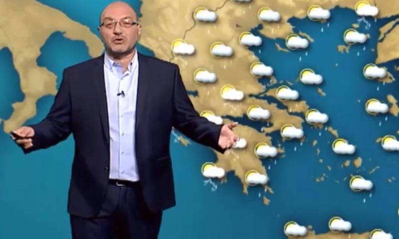 Σάκης Αρναούτογλου: Ο καιρός για το τριήμερο! Που θα κάνει 36αρια; (μίνι καύσωνας)