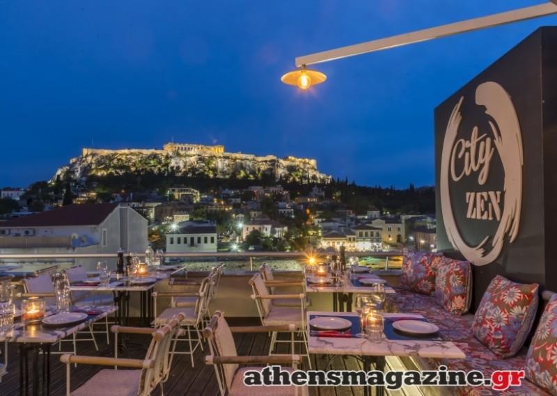 City Zen: Η θέα από το rooftop είναι η ομορφότερη της πόλης! Αξίζει να τη ζήσεις... (Photos)
